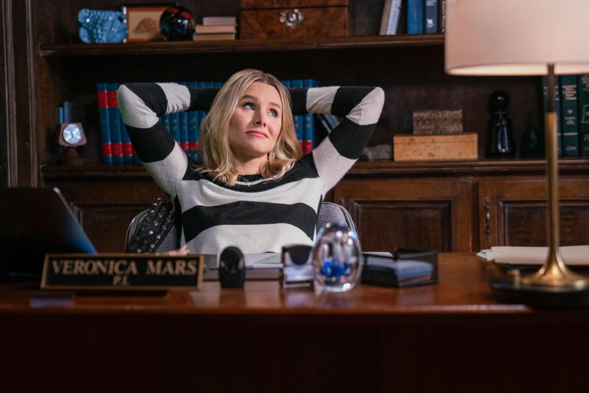 Veronica Mars Season 4 Hulu