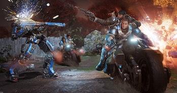 Gears of War 4 JD Fenix Marcus Xbox One