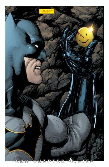 DC Universe Batman Watchmen