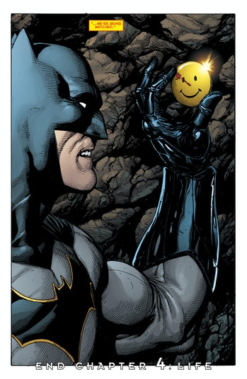 DC Universe Batman Watchmen