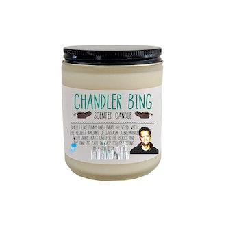 Chandler Bing Candle