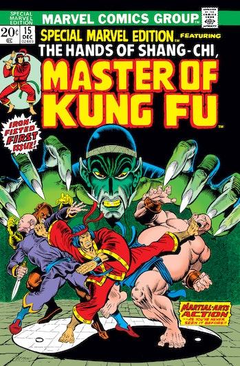 Marvel Shang-Chi