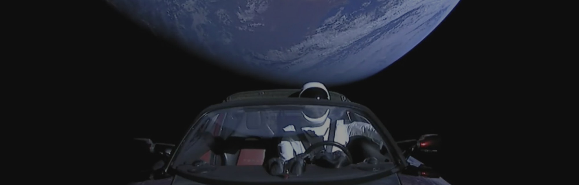Falcon Heavy: Elon Musk's Tesla and Starman Spotted in Space