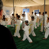 These Kids Are Getting Black Belts in a Syrian Refugee Camp