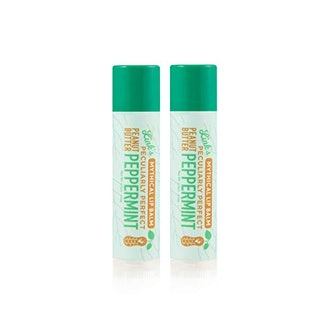 Peanut Butter And Peppermint Lip Balm