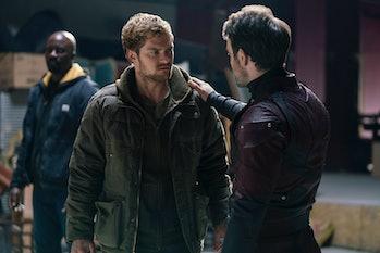 Defenders Avengers Marvel Netflix