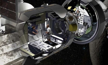 The Space RV