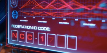 The Enterprise's call-number in 'Discovery'