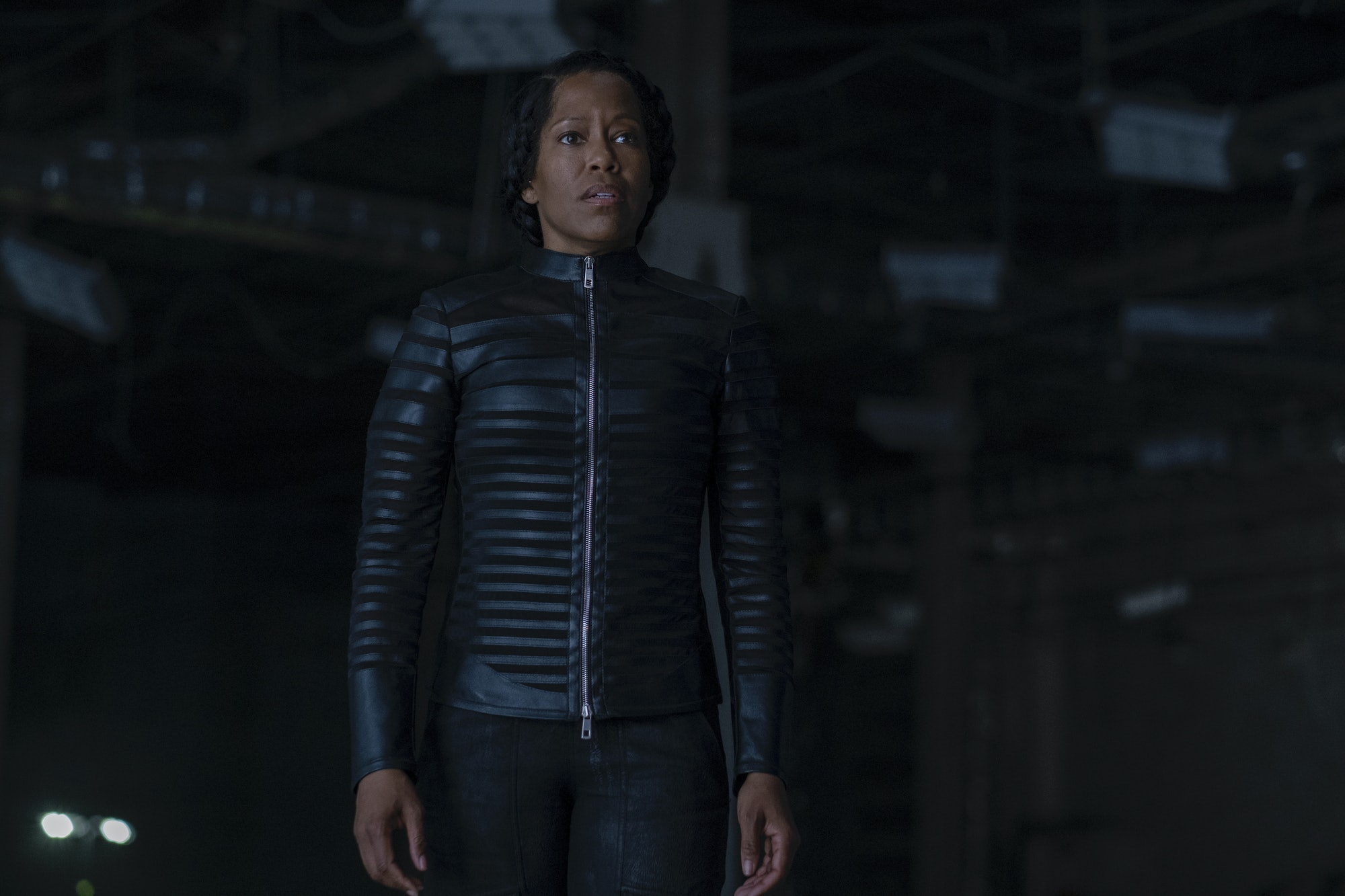 Regina King as Angela Abar in HBO's 'Watchmen'