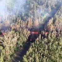 """Hawaii Volcano Kilauea Triggered by Earthquake: """"If Pele Comes, Pele Comes"""""""