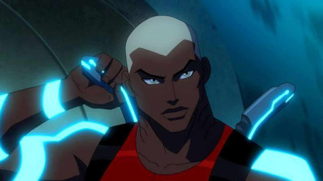 Aqualad would be a welcome addition to any Team Flash.