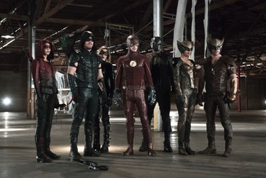 Legends of Tomorrow Arrowverse Crossover