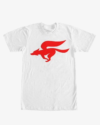 NINTENDO STAR FOX LOGO T-SHIRT