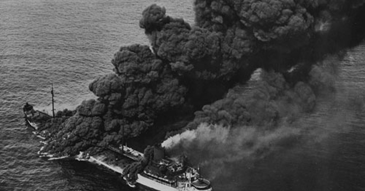 Nazi Submarine Is Being Destroyed by Oil Spill-Fueled Sea Bacteria