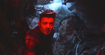 Hawkeye Avengers Endgame