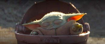 Is the Yoda Baby just Yoda?
