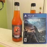 How the 'Final Fantasy XV' Soda Tastes