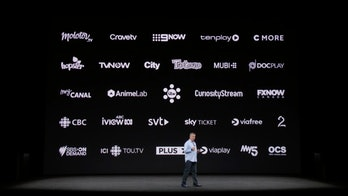 The providers Apple has brought on board.