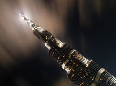 Burj Khalifa at Night