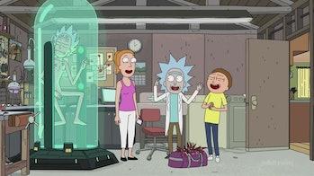 """""""I'm Tiny Rick!"""""""