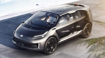 gac electric car concept