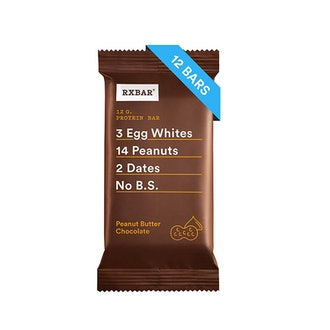 RXBAR Peanut Butter Chocolate Protein Bar - 12 Count