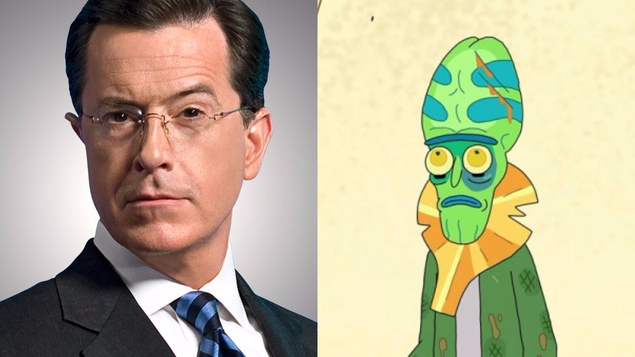 Stephen Colbert as Zeep Xanflorp.