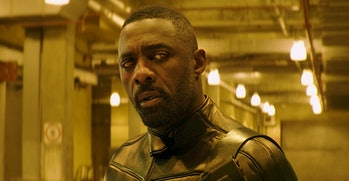 Idris Elba in 'Hobbes & Shaw'