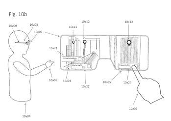 apple ar glasses patent