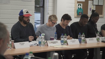 The first 'Nightflyers' table read.