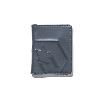 Heeler Leather Money Clip Wallet