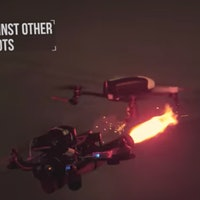 DroneClash is BattleBots For Quadcopters and it Looks Crazy AF