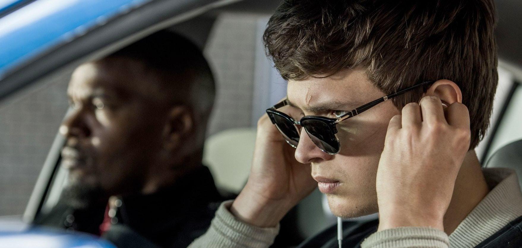 Baby Driver, Edgar Wright's new movie.