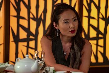 Netflix Wu Assassins Li Jun Li