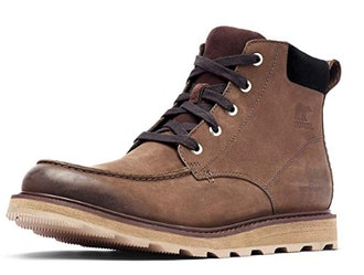Sorel - Men's Madson Moc Toe Waterproof Boot
