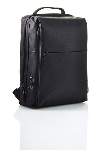 Safedome Smart Fingerprint Lock Charging Backpack