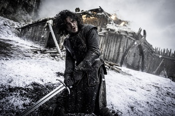 "David Nutter directed ""Hardhome,"" the episode with all the ice zombies and Jon killing his first White Walker."