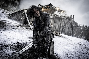 """David Nutter directed """"Hardhome,"""" the episode with all the ice zombies and Jon killing his first White Walker."""