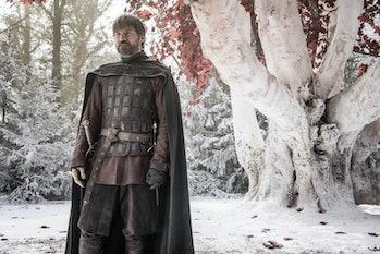 Jaime Lannister (Nikolaj Coster-Waldau) on 'Game of Thrones' Season 8, Episode 2