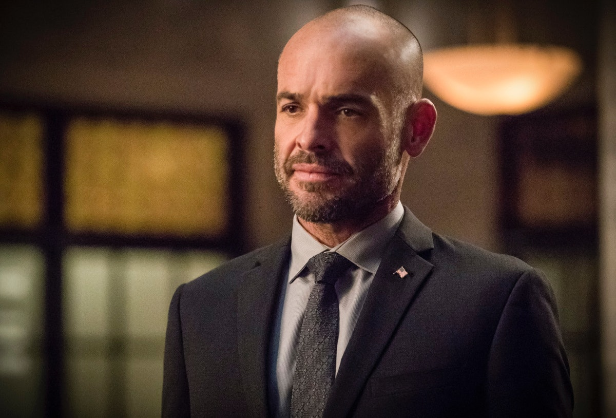 Arrow Season 7 paul blackthorne