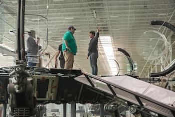 Avengers Endgame 2019 Trent Opaloch