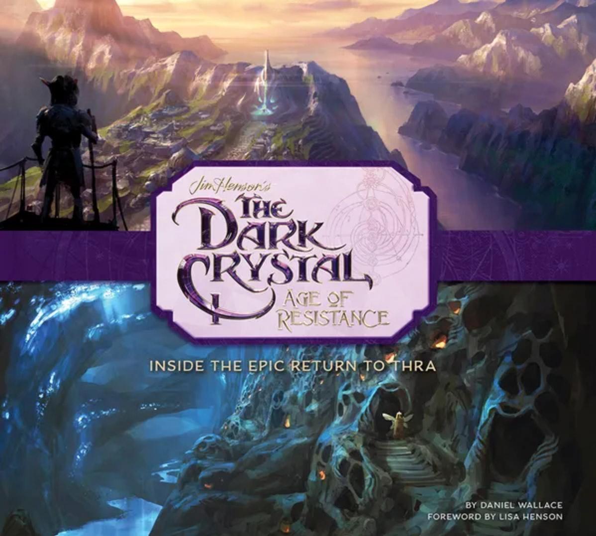 dark crystal age of resistance netflix book