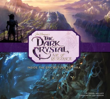 dark crystal age of resistance netflix book