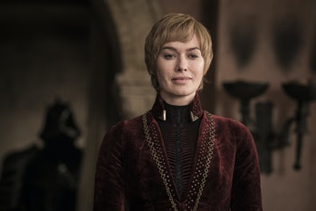 Lena Headey as Cersei Lannister in Season 8, Episode 5 of 'Game of Thrones'.