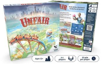 'Unfair'