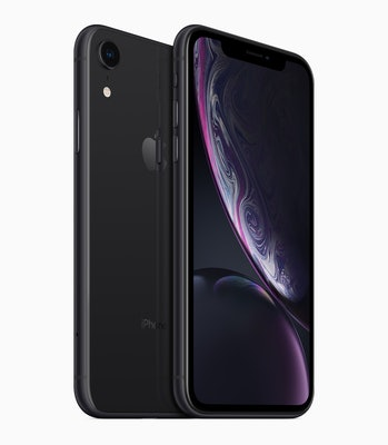 The iPhone XR.