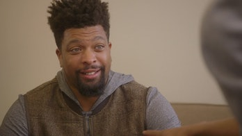 DeRay Davis in 'Living With Funny'