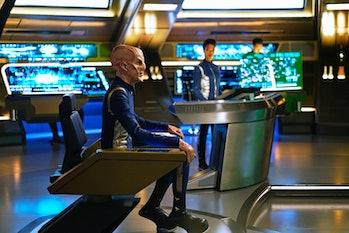 Saru on 'Star Trek: Discovery'