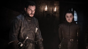 Game of Thrones Season 8 Jon and Arya