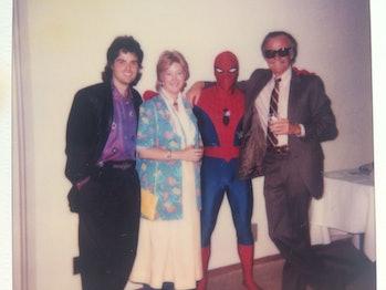 Stan Lee Donny Osmond Marvel